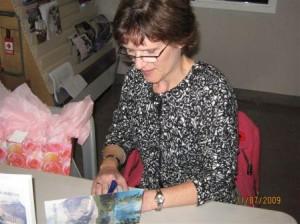 Barb Dickson - Book Signing