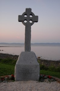 Irish Memorial at St. Andrews-by-the-Sea, New Brunswick