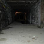 Original GECO Tunnel under Scarborough, Ontario