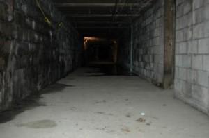 Original GECO Tunnel under the City of Scarborough, Ontario