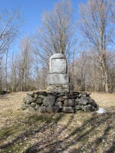 Eccles Hill, Quebec Fenian Battle Site, 1873